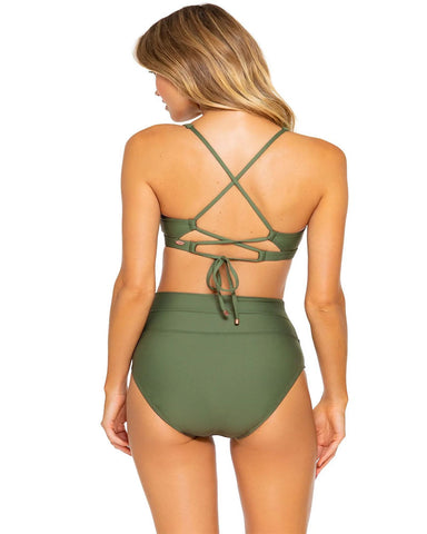 Sunsets Olive Hannah High Waist