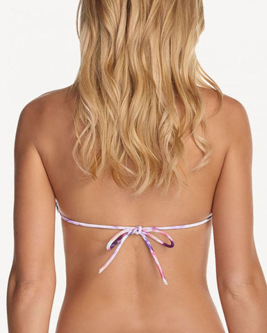 Raisins Torquay String Slide Triangle Bikini Top