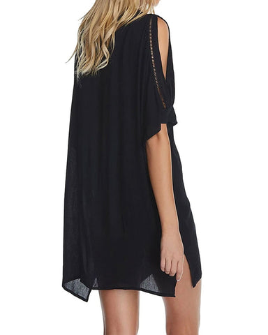 Raisins Samba Caftan Cover Up