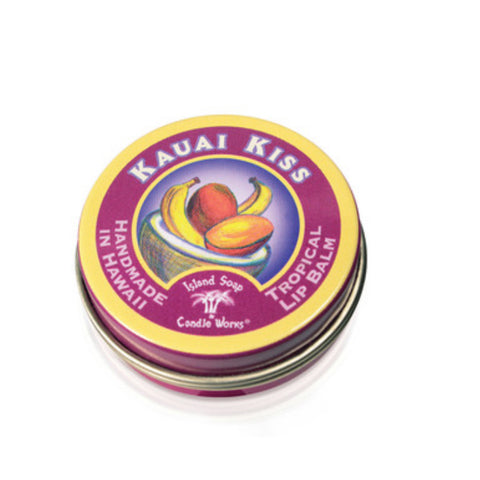 Kauai Kiss - Tropical Lip Balm Shop now at Cindy's Swimwear
