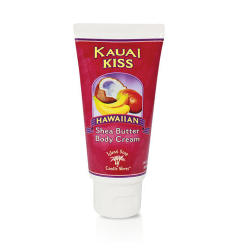 Kauai Kiss - Shea Butter Body Cream