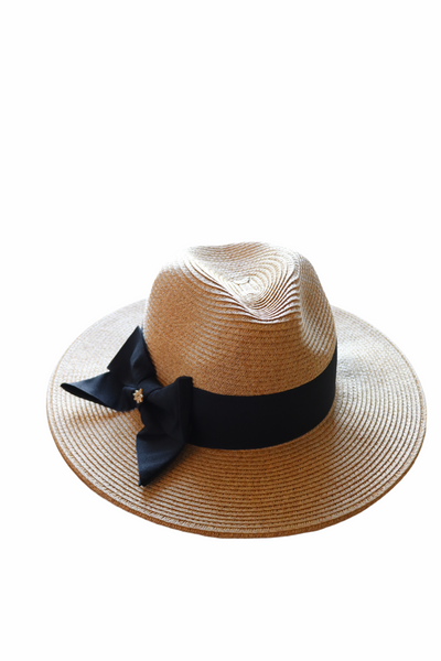 Cappelli Paper Safari with Bow Hat