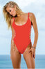 Sauvage Side Lace One Piece