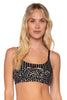 Swim Systems Black Sand Zoe Bralette