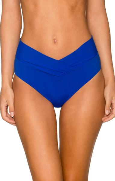 Sunsets V-Front High Waist Bottom