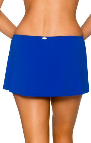 Sunsets Contemporary Swim Skirt