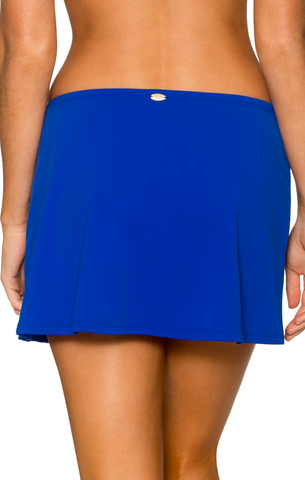 Sunsets Swim Skirt
