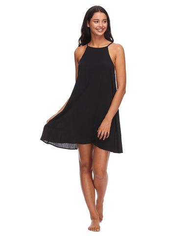 Eidon Surf Sarah Summer Dress - Black