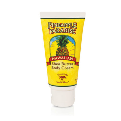 Pineapple Paradise - Shea Butter Body Cream