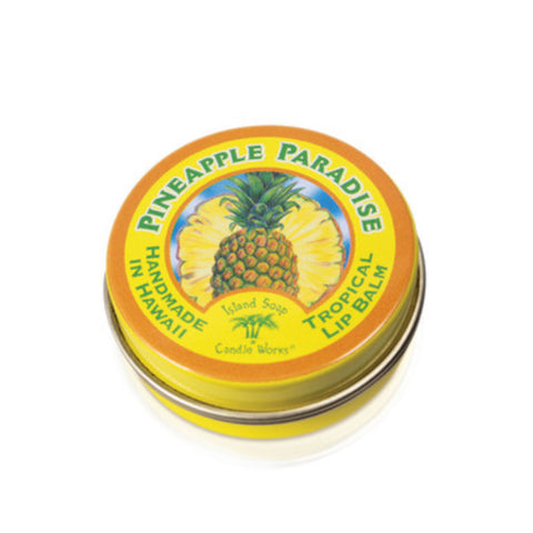 Pineapple Paradise - Tropical Lip Balm