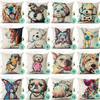 Image of Happy Puppin Exclusive Series I Pillow Covers