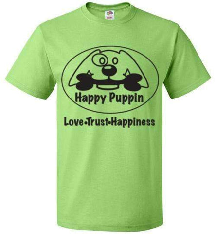 Happy Puppin Unisex T-Shirt