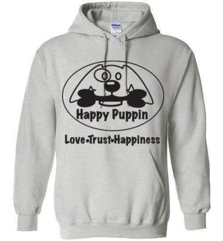 Happy Puppin Hoodie