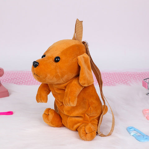 Happy Puppin Stuffed Doggie Backpack