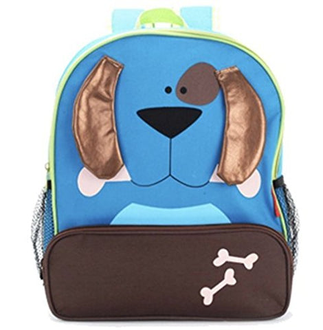 Happy Puppin Cute 3D Puppy Toddler Backpack