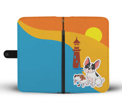 Happy Puppin Phone Case Wallet