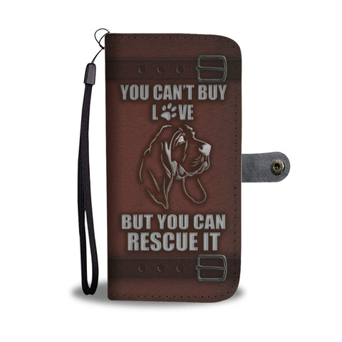 Happy Puppin Rescue Love Phone Case Wallet