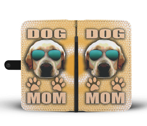 Happy Puppin Cool Dog Mom Phone Case Wallet