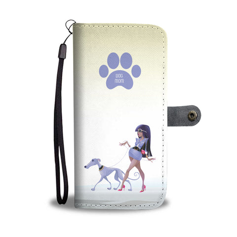 Happy Puppin Dog Mom III Phone Case Wallet