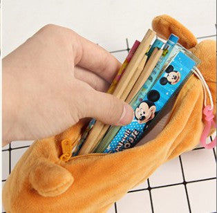 Happy Puppin Pencil Pouch