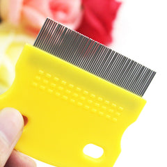 Set Of 2 Combs For Hair (Random Colors)