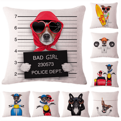 The World's Cutest Dog Pillow Covers