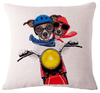 Image of The World's Cutest Dog Pillow Covers
