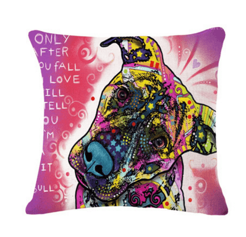 Happy Puppin Series II Pillow Covers