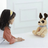 Image of Peek A Boo Dog Stuffed Animal