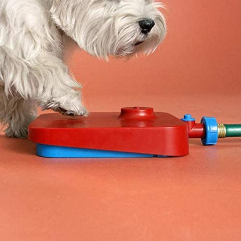 Happy Puppin Water Fountain – Red - Top Quality Water Dispenser for Your Dog