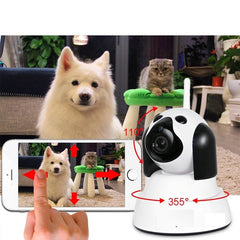 Pet Wireless Home Security Camera