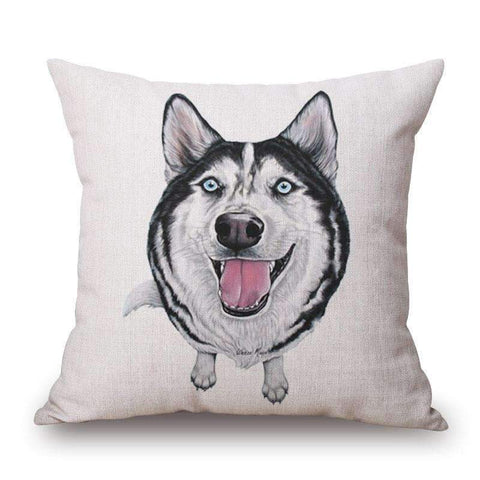 Happy Puppin Series III Pillow Covers