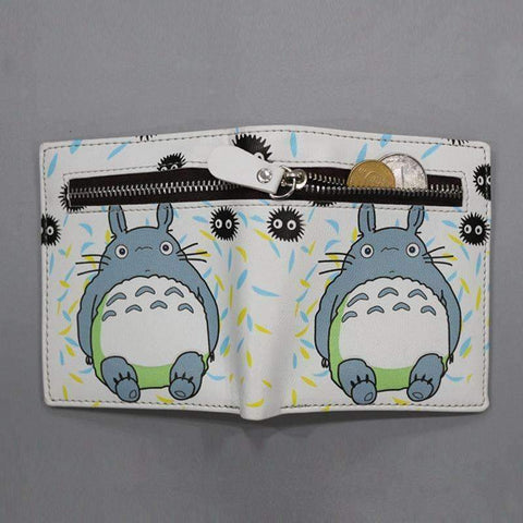 Cartoon Cat Wallet