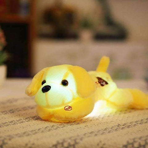 LED Plush Dog Stuffed Animal