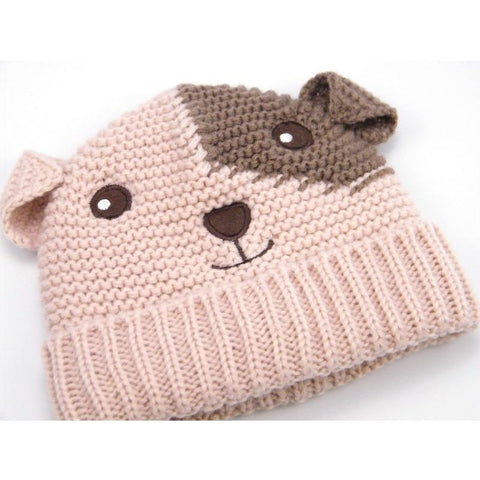 Cute Cartoon Puppin Hat For Kids