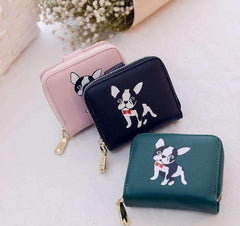 French Bulldog Wallet