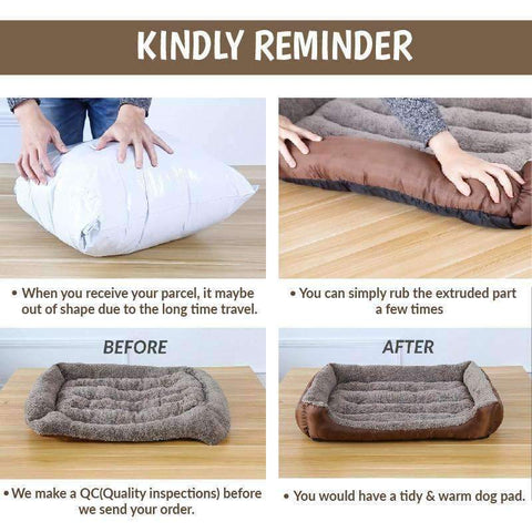 Super Comfortable Pet Dog Bed
