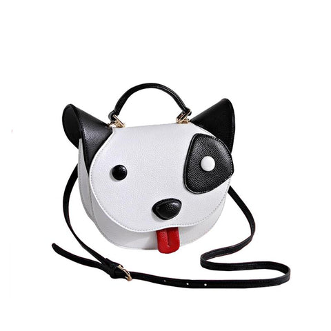 Happy Puppin Designer Handbag