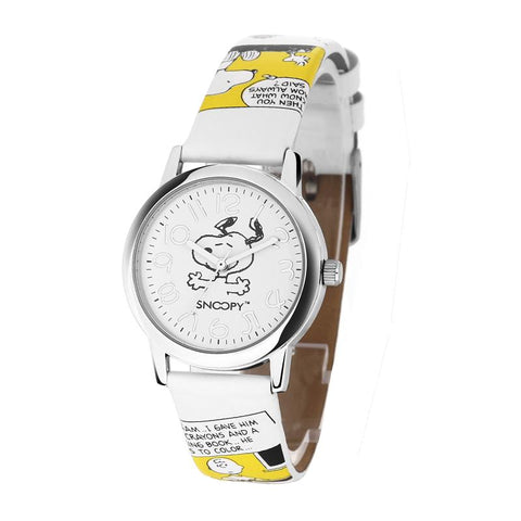 Snoopy Comic Stip Watch