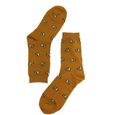 Casual Animal Socks