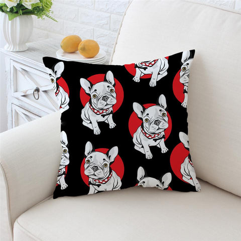 French Bulldog Pillow Cover