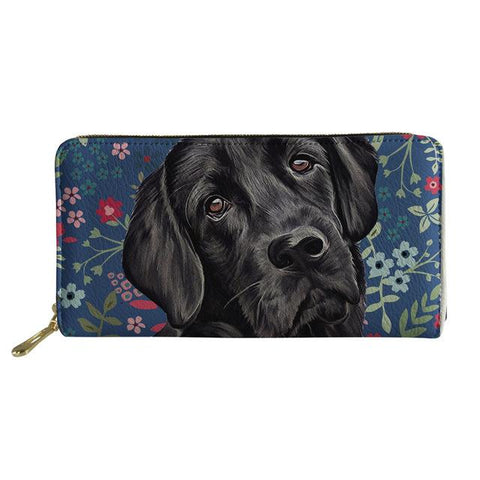 Labrador Dog Wallet