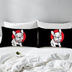 French Bulldog Pillow Cases 2pc Set