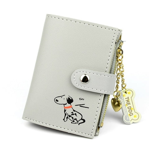 Designer Dog Wallet