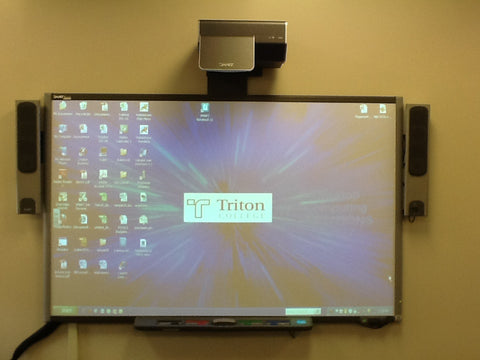 Smart Board and Apple TV