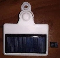 Solar Power GPS Cow Tracker
