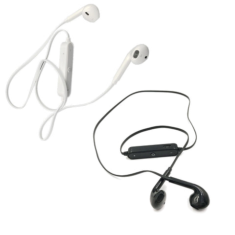 Wired Bluetooth Earphones