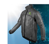 Lightweight breathable waterproof jacket