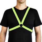 Harness - Fluro Yellow
