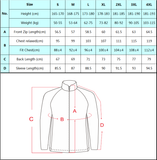 Men's thermal windproof jacket